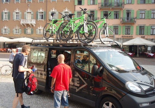 Garda Bike Shuttle - Bike Tours